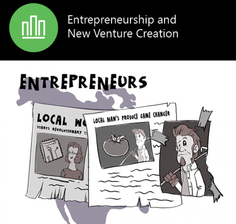 Entrepreneurship and New Venture Creation