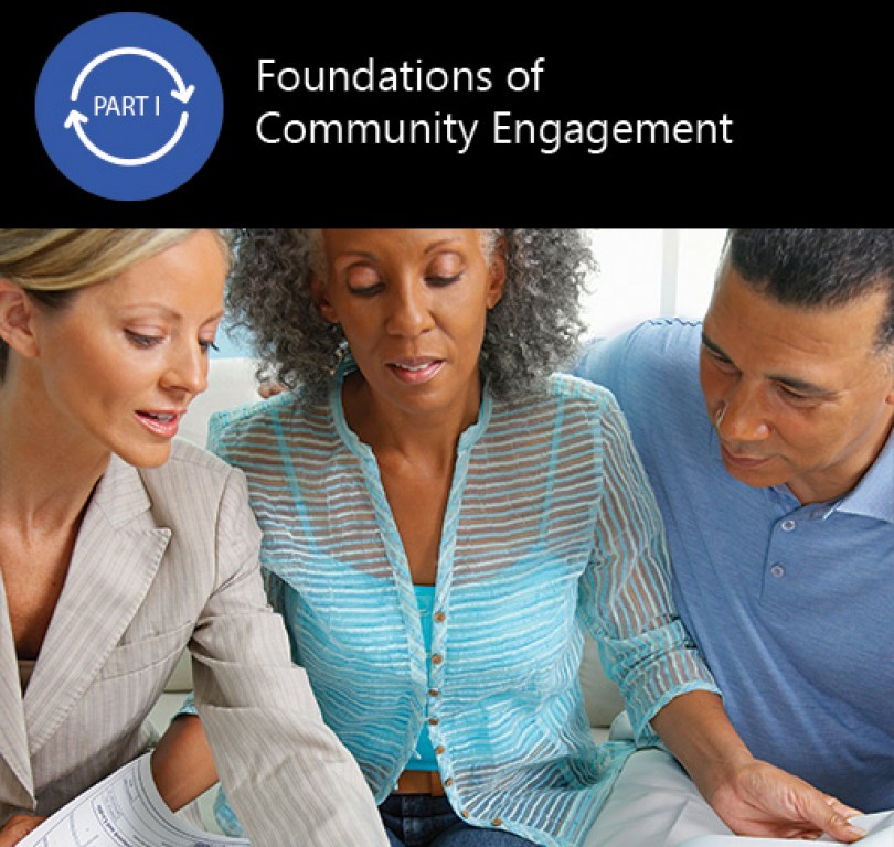 Foundations of Community Engagement (Part 1)